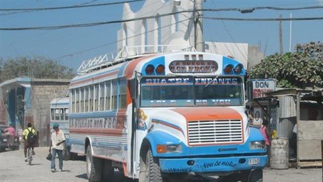 Runaway bus kills 34, injures 15 in Haiti