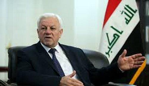 Iran prevents region's fall, says Iraq envoy