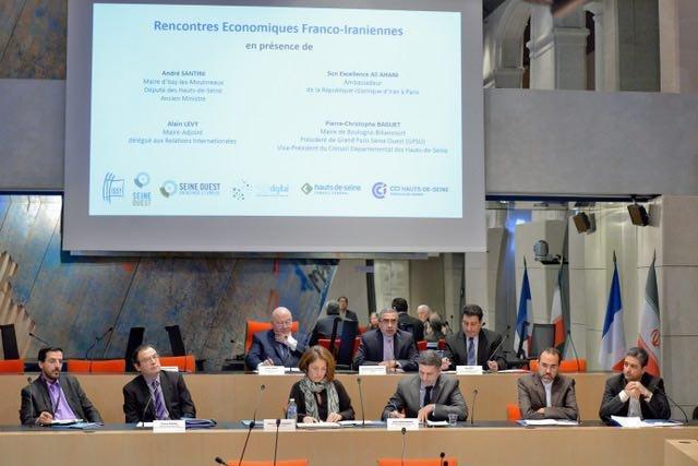 Paris hosts Iran's economic opportunities seminar