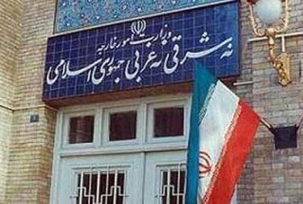 Iran summons Danish envoy over embassy assault