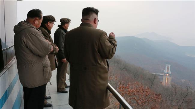 North Korea tests new rocket engine: US officials