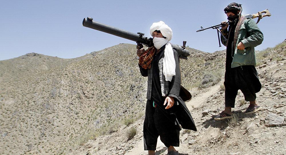 Afghan army kills 45 Taliban militants in airstrikes