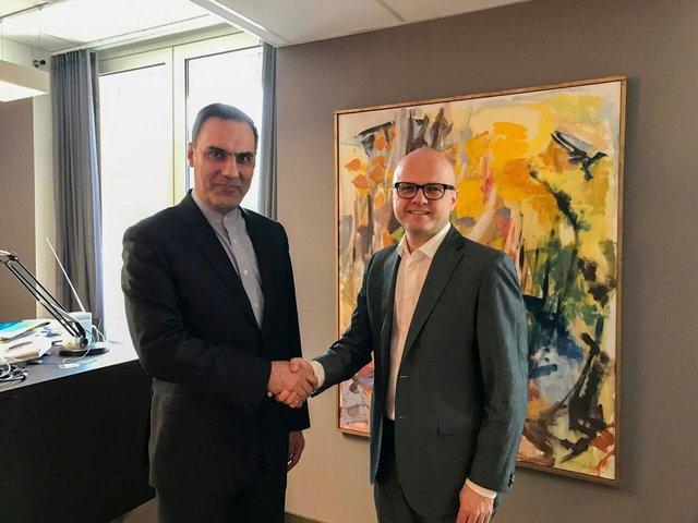 Iran, Norway discuss widening environmental cooperation