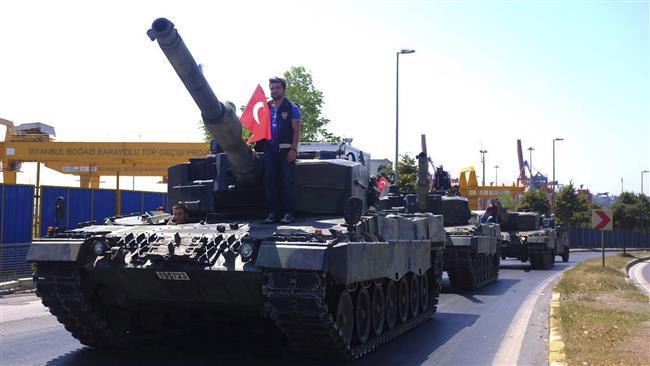 Turkish prosecutors seek life sentences for 45 coup suspects
