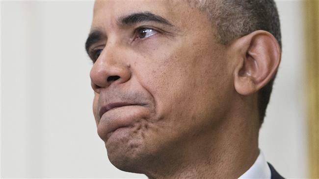 Obama spokesman rejects Trump's wiretap claim as 'simply false'