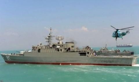 Velayat 95 naval maneuver kicks off