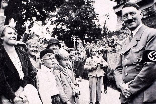 Unseen photos of Adolf Hitler