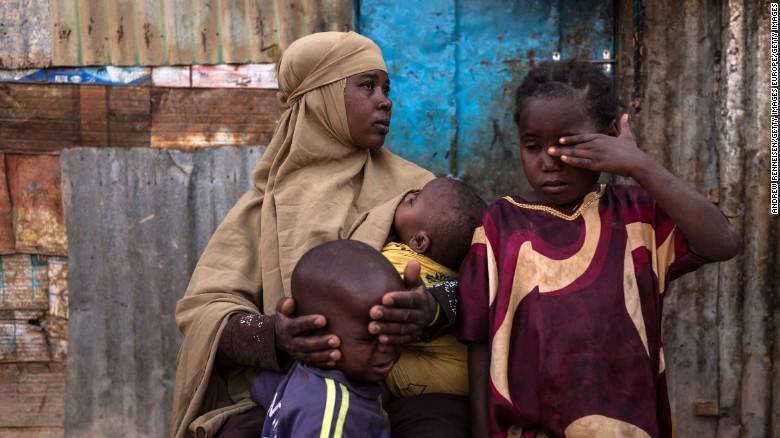 UN chief: World is neglecting risk of famine in Somalia