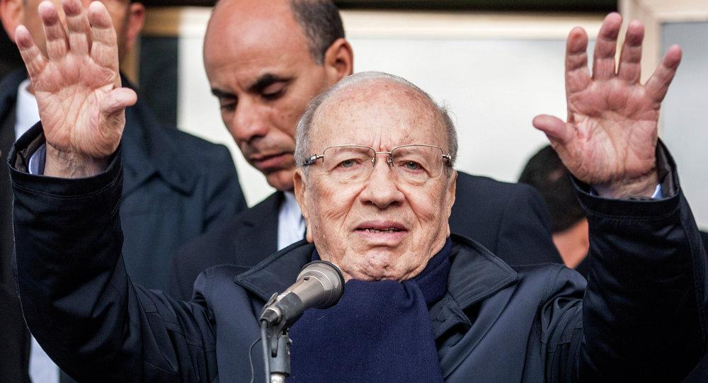 Tunisia Leader calls Iran 'sole hope for struggle against Israel'