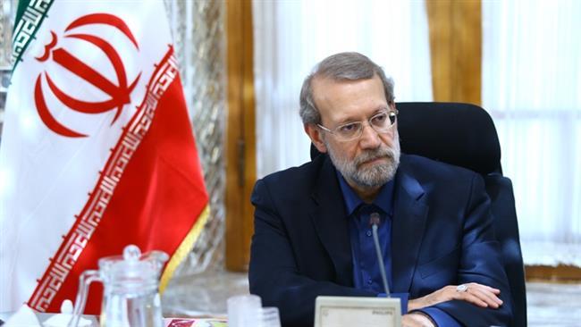 Pentagon, CIA linked to all terrorist currents: Iran's Larijani