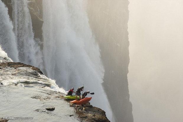 World boldest tourists
