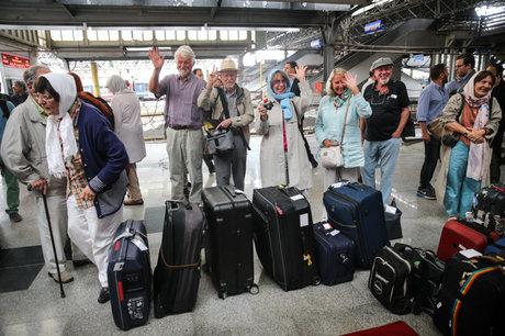 World rail tourists due in Iran