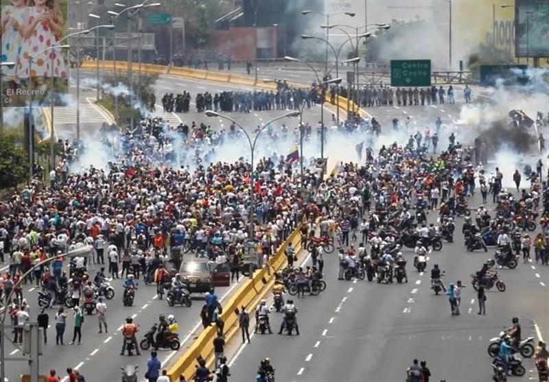 Iran favors dialogue between Venezuelan government, opposition