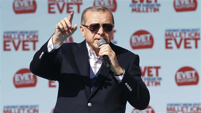 Germany abetting terrorists, reviving Nazism: Turkey's Erdogan
