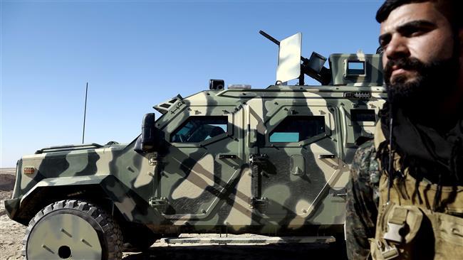 US strikes killed 18 SDF militants in Syria: Pentagon