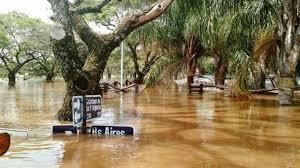Nearly 1,700 people evacuated in Uruguay amid floods