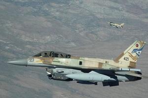 Israeli warplanes monitor Syrian-Lebanese border
