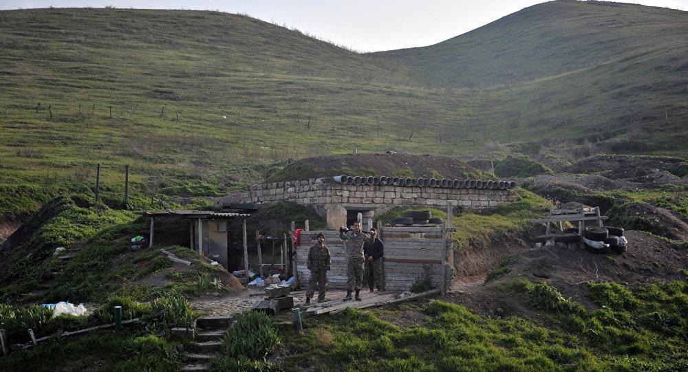Azerbaijan accuses Armenia of 116 ceasefire violations in Karabakh