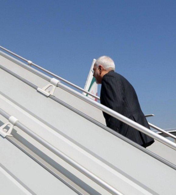 Zarif heads to Turkmenistan