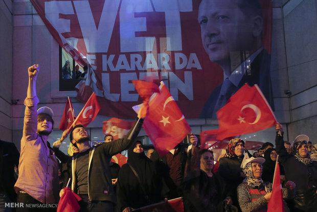 Turkish referendum on constitution