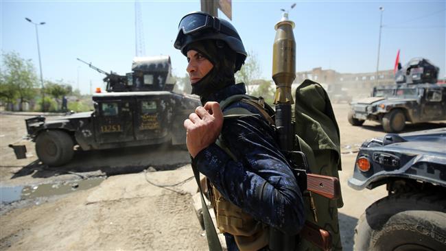 Iraqi forces kill Daesh deputy ringleader in Mosul missile strike