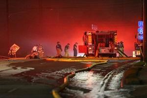 Three transients arrested in Atlanta highway bridge collapse