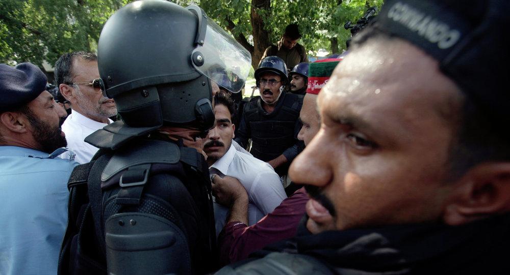 At least 8 terrorists killed in Pakistani Punjab
