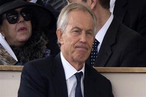 UK early elections 'dangerous': Tony Blair