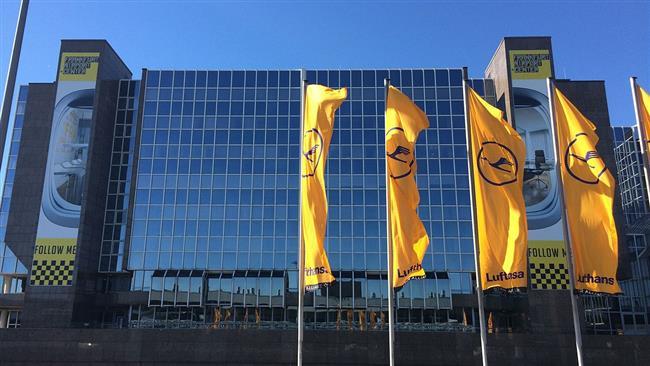 Lufthansa eyeing catering, overhaul job in Iran