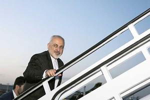 Zarif to visit Greece Sunday