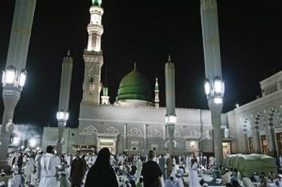 Millions of Muslims commemorate Eid al-Mab'ath worldwide   Millions of Muslims commemorate Eid al-Mab'ath worldwide