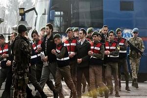 Turkey nabs 1,000+ over failed coup