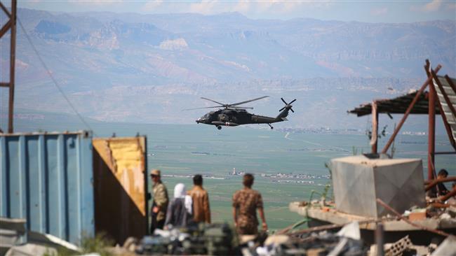 Ankara says military had informed Washington, Moscow of air raid