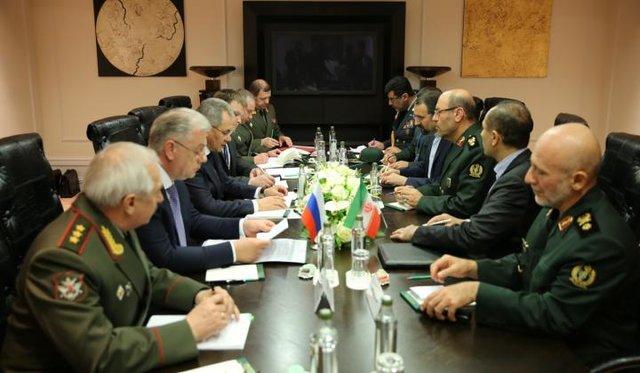 Iran, Russia stress Syria national sovereignty