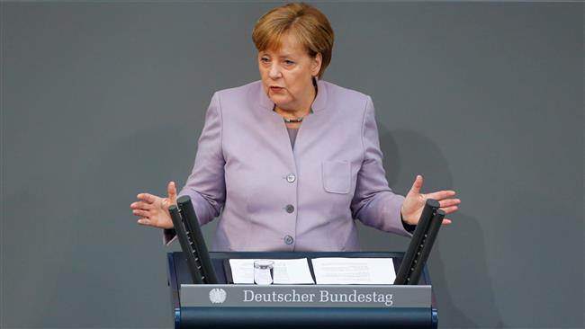 Erdogan actions 'severely hit' EU-Turkey ties: Merkel