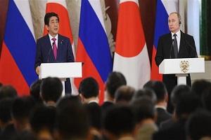 Russia, Japan call for resumption of talks on Korean settlement