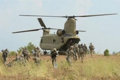 US deploys troops to Syria-Turkey border