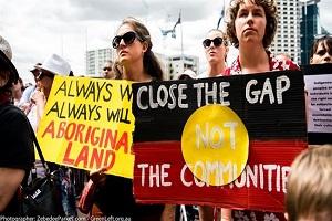 UN raps 'disturbing' racism against Aborigines in Australia