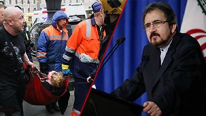 Iran deplore St. Petersburg terrorist attack