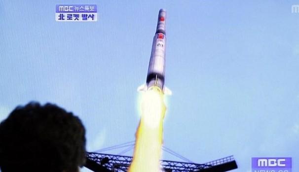 North Korea new missile test in Japan Sea