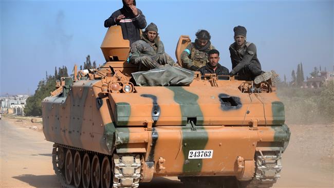 Turkey occupying Syria, trying to build city near al-Bab: Syrian envoy