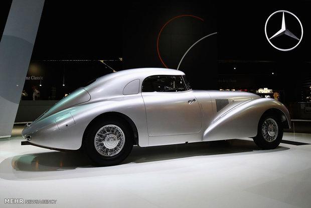 Essen classic car show (Germany)