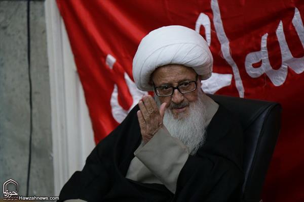 Grand Ayat. Vahid Khorasani hails Shia Parliament in Germany