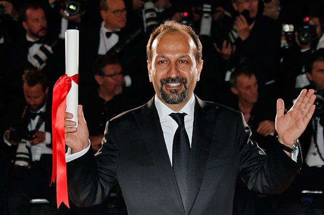 Iran's Farhadi to inaugurate Cannes film festival