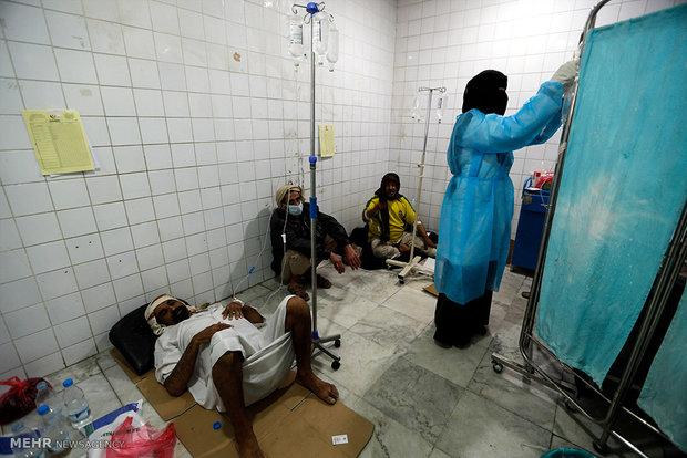 Cholera in Yemen