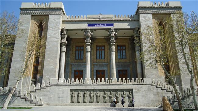 Iran condemns fresh US sanctions over missile program