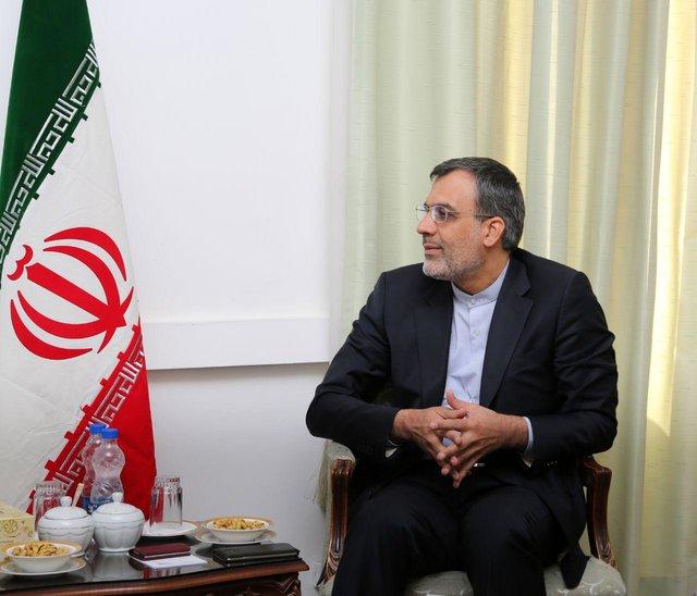 Iran Deputy FM, Syrian UN envoy meet in Astana