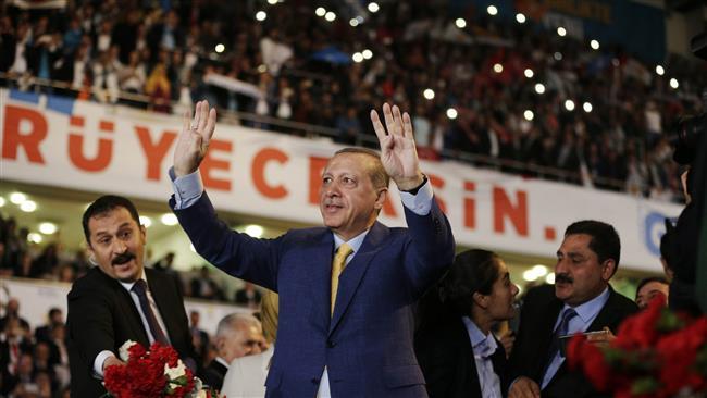 Turkey's Erdogan set to reassume presidency of ruling party AKP