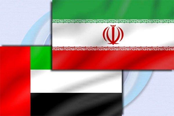 Iranian lawmakers meet with Emirati FNC speaker