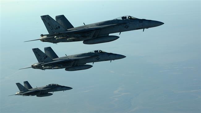 US-led airstrikes kills over dozen civilians in northern Syria